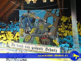 30.11.2019 HC Davos vs. Zürcher SC 0:5