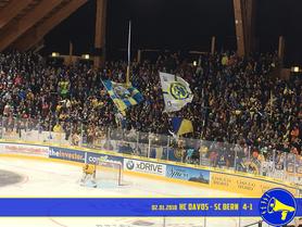 02.01.2018 HC Davos vs. SC Bern 4:1