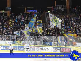 02.02.2019 HC Davos vs. HC Fribourg Gotteron 1:2