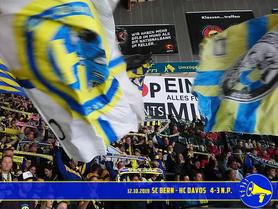 12.10.2019 SC Bern vs. HC Davos 4:3 n.P.