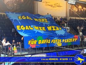 23.08.2019 Nürnberg vs. HC Davos 1:3