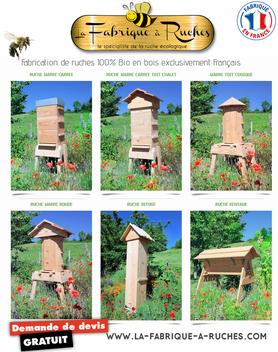 Fabrication de ruche