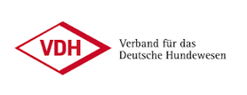 Wir züchten nach den Regeln des VDH und der FCI.