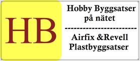 Hobby Byggsatser , airfix och revell plastmodeller