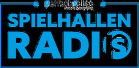 "Grafik: ""Logo Spielhallenradio.de"" | perfect sense media consulting - Piet [Peter] Braun, Hamburg"