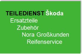 >> Original ŠKODA Ersatzteile und Zubehör <<