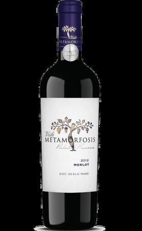 Viile Metamorfosis Merlot 2014
