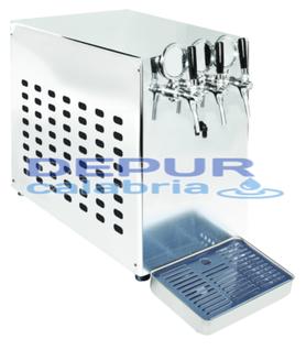 refrigeratore acqua alaska up