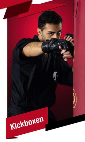 Kickboxen für Kinder und Erwachsene