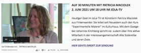 Patricia Maciolek in Jola TV