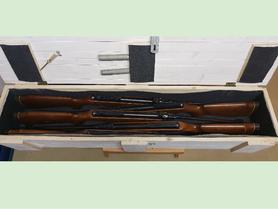 Luftgewehre mit Kugelfängen