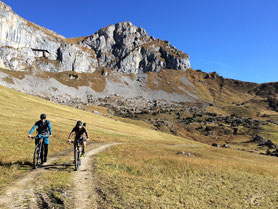 Geführte Mountainbike Tour Uri