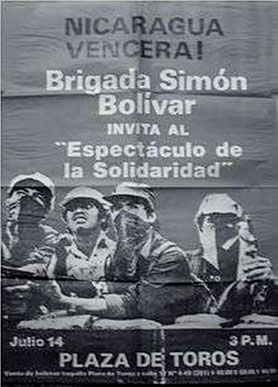 "Trotskistisk initiativ "" Brigada Simón Bolivar"""