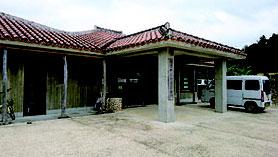 インフルエンザへの警戒を呼びかけている竹富診療所