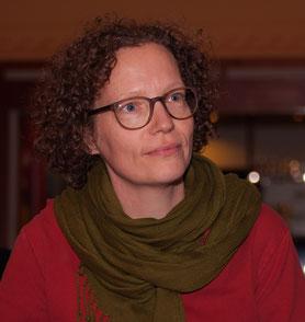"""Silke Wissel - Projektleiterin """"Biosphäre Pellworm"""" ● Foto: Sören Lang"""