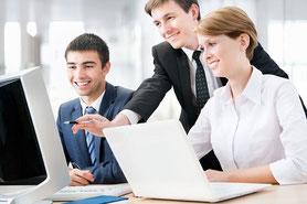 Nous concevons des parcours de formation au digital pour renforcer l'efficacité de vos processus.