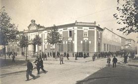 Usine Berliet, Monplaisir 1910
