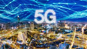 Bouygues Telecom teste la 5G à Vélizy.