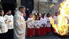 Osternacht 2014 in St. Bonifatius