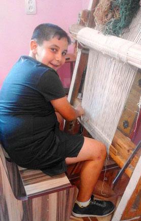 Projekt Teppichweben