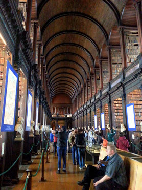Trinity College – Dublin – Old Library