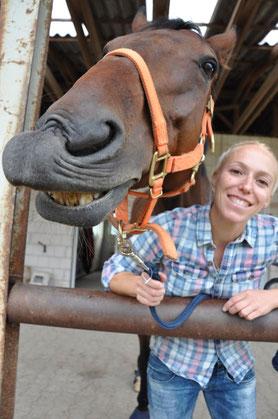 Tierärztin Lisa Miller