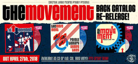 The Movement - Move/Revolutionary Sympathies/Fools like you