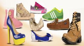 Venta de calzado x catalogo en Estados Unidos