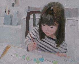 お絵描き F3  絵づくし展(5月30日~6月11日)