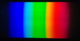 spectre halogène réseau