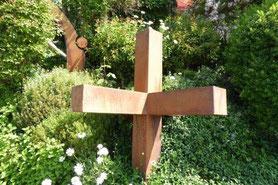 das Gartenkreuz