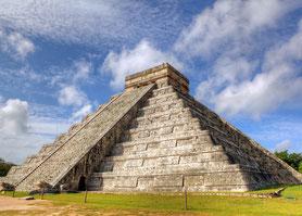 Mexiko Rundreise Yucatan 1-Woche plus Baden 2.Woche