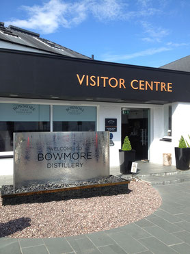 Bowmore`s Visitor Center