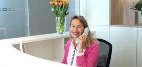 Herzlich Willkommen in Ihrer Zahnarztpraxis Dr.Ralf Sporner, München-Zentrum