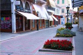 Street of Preveza
