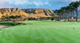Grün der Bahn 8 - © Hermanus Golf Club
