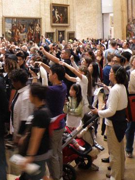 Menschenmassen in Museen. © Marcus Schmitz
