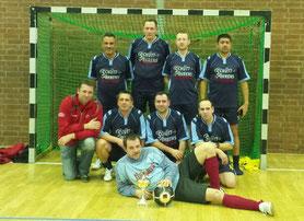 Sieger des Turniers ESV Lok Stralsund