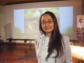 Veruschka Barros - Hija del maestro José Barros.