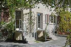 Sanierung FGZ Siedlung Etappe 14 Zürich, Familienheim Genossenschaften Zürich, Hopf & Wirth Architekten Winterthur, www.hopfwirth.ch