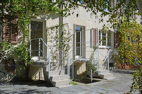 Sanierung FGZ Siedlung Etappe 14 Zürich, Familienheim Genossenschaften Zürich, Hopf & Wirth Architekten Winterthur