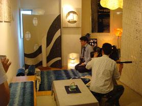 アトリエMay関西テレビアンカー取材