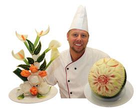 Gemeinsam kochen mit Claudio Korff