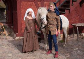 Kelda Vofa, Living History, Nykøbing