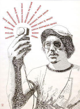 Stempelbild, Stempelkunst, Stempelgrafik, Stempelportrait, Stempel, Zygmunt Samosiuk