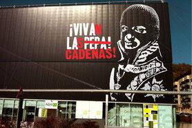¡Vivan las cadenas!, de Noaz, centro Huarte de Navarra.