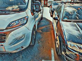 Car Check Parkplatz Flughafen Hahn