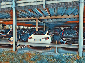 Budget Parking A Hahn Flughafen Parkhaus