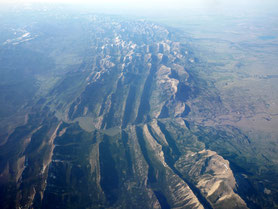 CCO: Rocky Mountains, In Flight