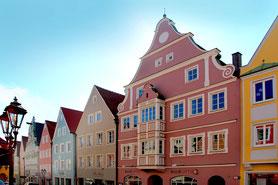 Praxisgebäude, Reichsstraße 15, Donauwörth, Haus, Bild